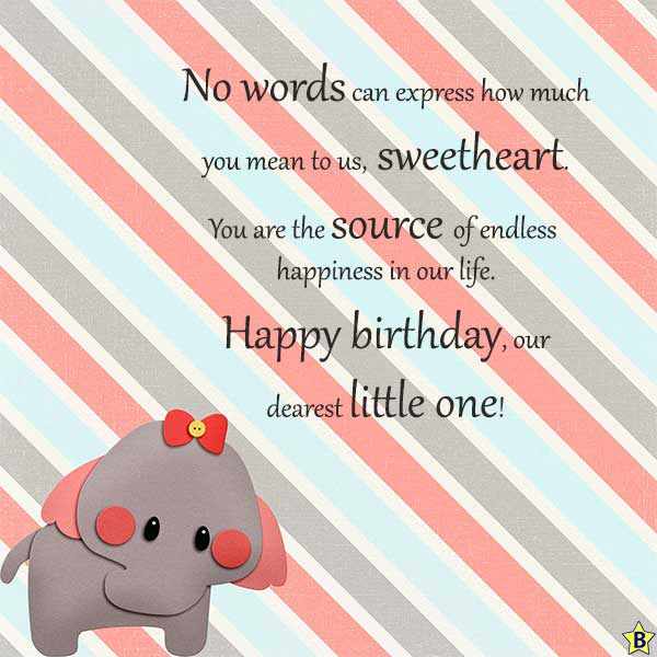birthday quotes for baby boy with images