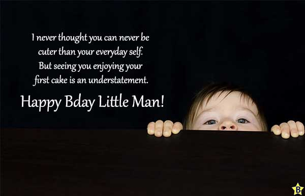 happy birthday wishes for baby boy with pictures