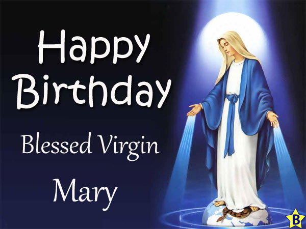 Happy Birthday blessed-virgin-mary Images