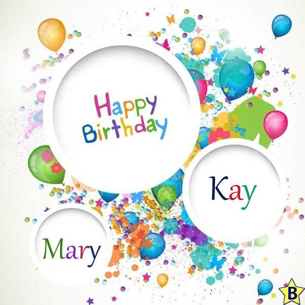 Happy Birthday mary-kay images