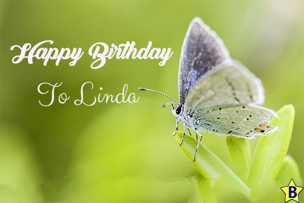 butterfly happy birthday linda images