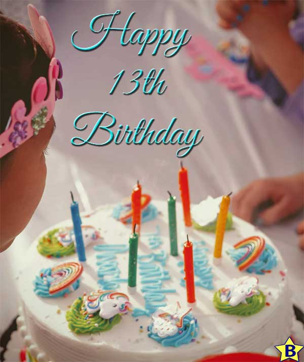 happy 13th birthday images daughter