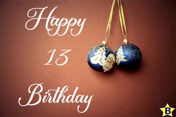 happy 13th birthday images free