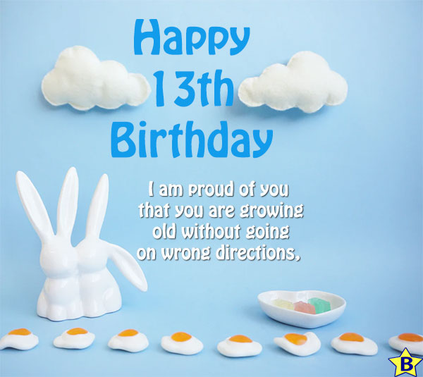 happy 13th birthday photos