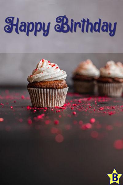 happy birthday cuz images cupcake