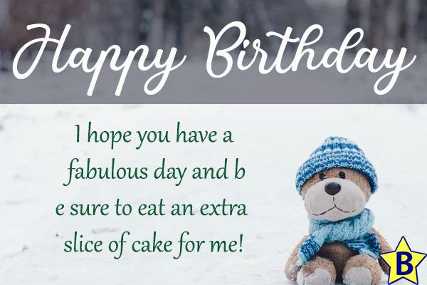 happy birthday cuz images teddy