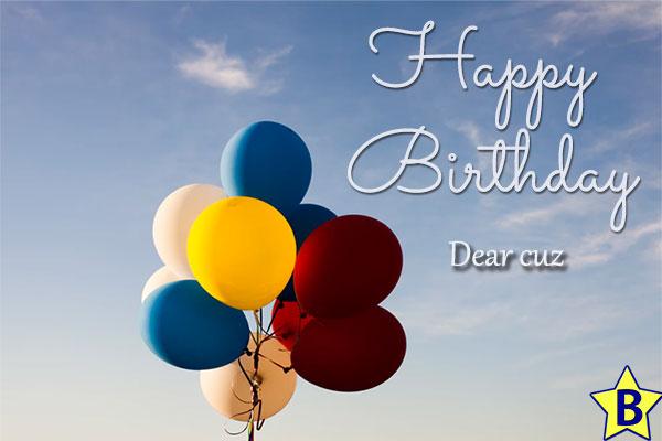 happy birthday cuz images