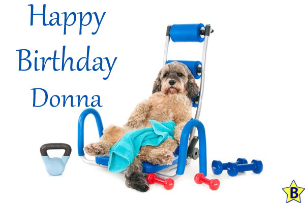 happy birthday donna funny images