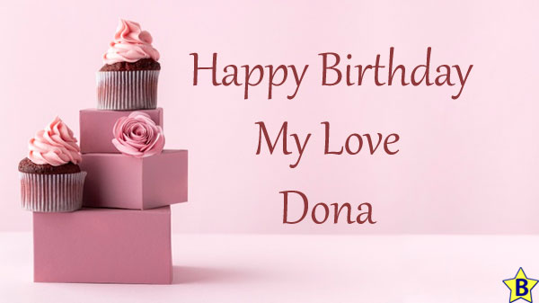 happy birthday donna pictures