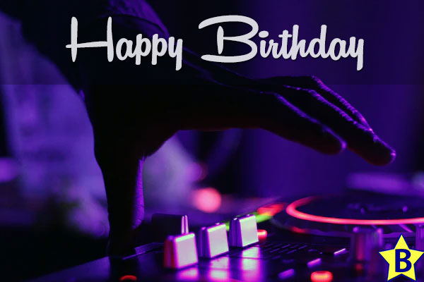 happy birthday images music download