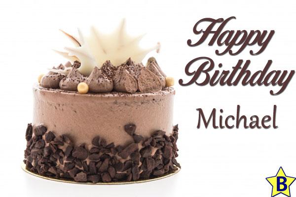 happy birthday michelle images cake