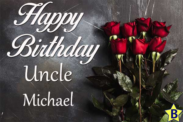 happy birthday michelle images uncle