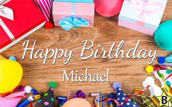 happy birthday michelle picture