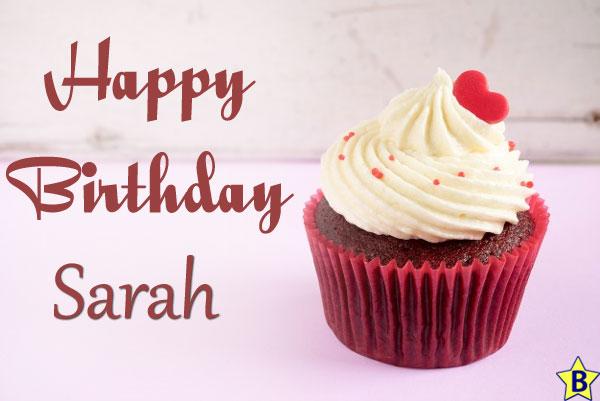 Happy Birthday Sarah Pics
