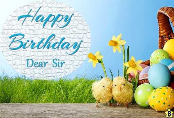 happy birthday images Dear-sir