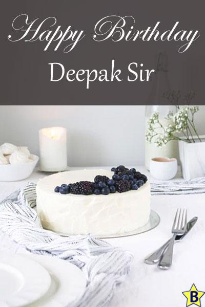 happy birthday images deepak-sir