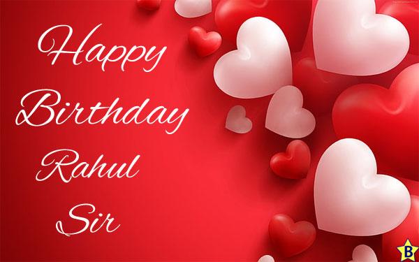 happy birthday images rahul-sir