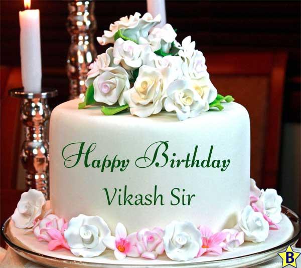 happy birthday images vikash-sir