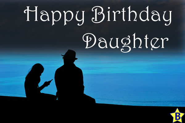 Happy Birthday Daughter Images form-dad