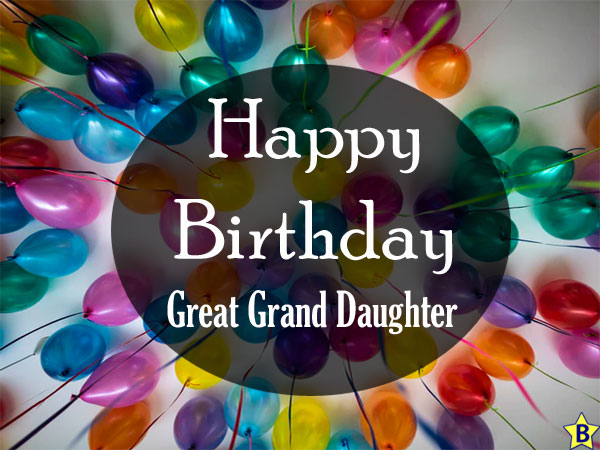 Happy Birthday Pictures great grand daughter