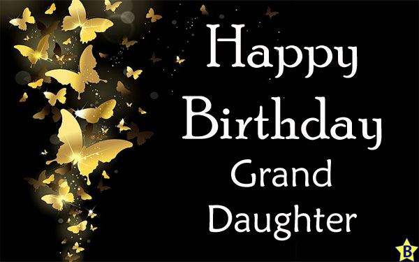 Happy Birthday to my grand daughter images