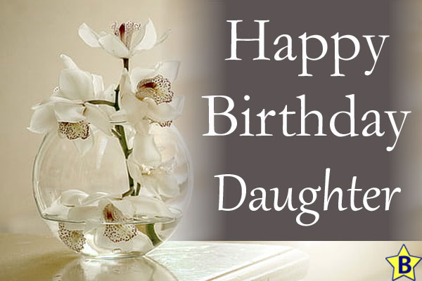 Happy Birthday to your beautiful daughter images