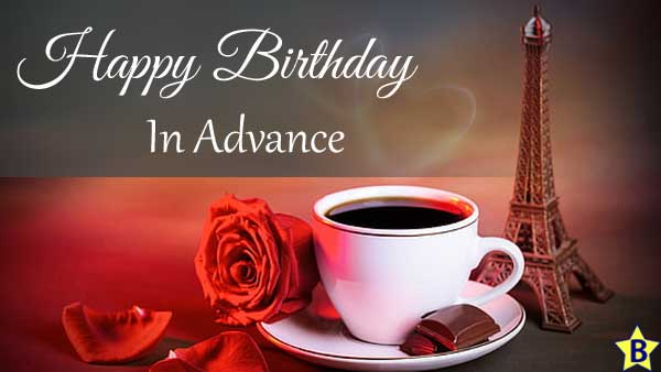 advance happy birthday images free download