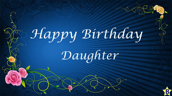 greeting Happy Birthday Daughter Images