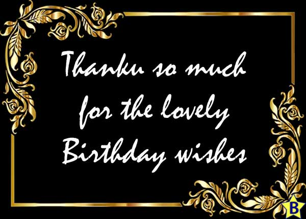 happy birthday thank you images