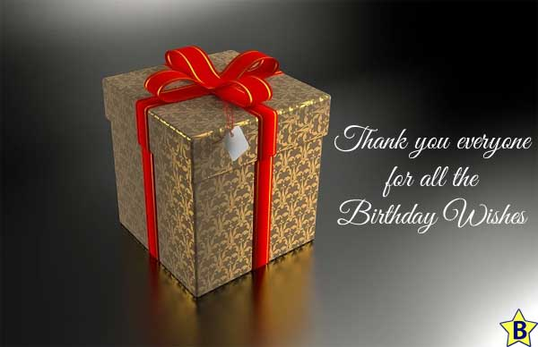 happy birthday thank you reply