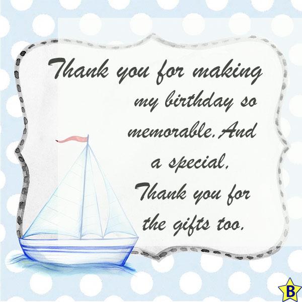 happy birthday thanks quotes
