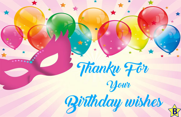 thank you image for birthday wishes