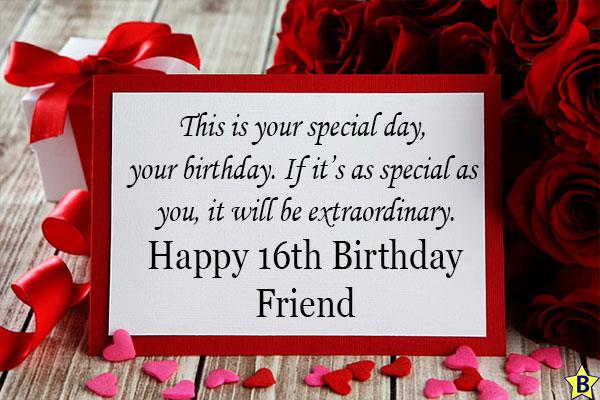 Happy 16th birthday old friend