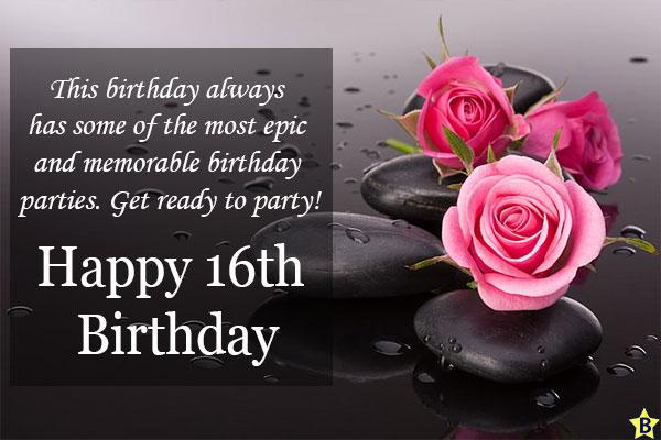 Happy 16th birthday pics free downilad