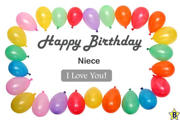 Happy Birthday Niece Images i-love-you