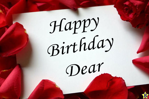 Happy birthday Images rose patels images