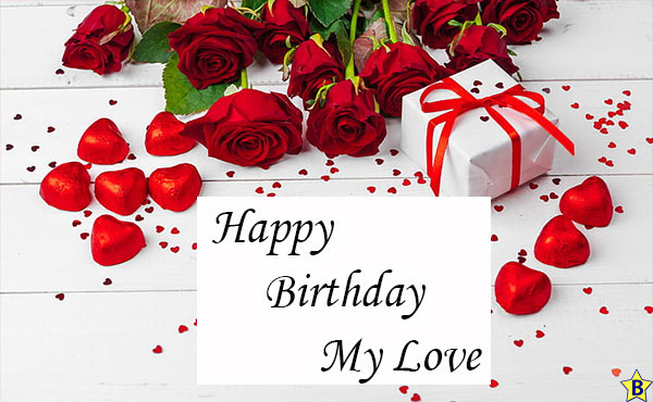 Happy birthday rose images for girlfriend