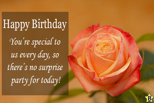 funny Happy birthday rose images