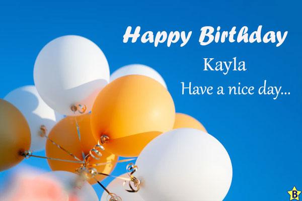 happy 30th birthday images kayla