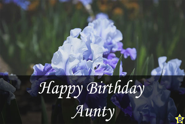 happy birthday aunty images free download