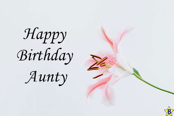 happy birthday aunty images free