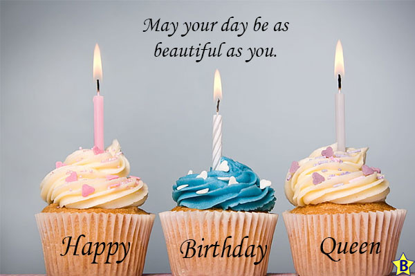 happy birthday beautiful queen quotes
