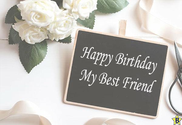 happy birthday best friend image