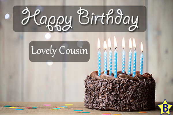happy birthday cake cousin images