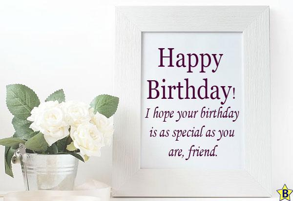 happy birthday friend image Girl