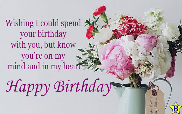 happy birthday friend images with flowers