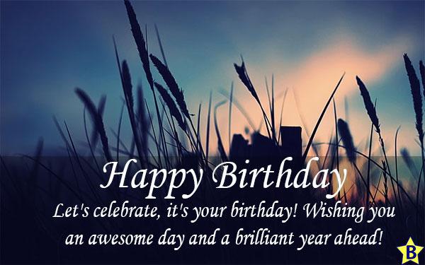 happy birthday friend wishes in english
