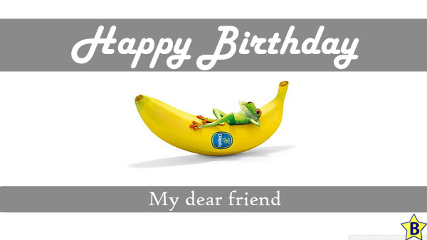 happy birthday funny images friend