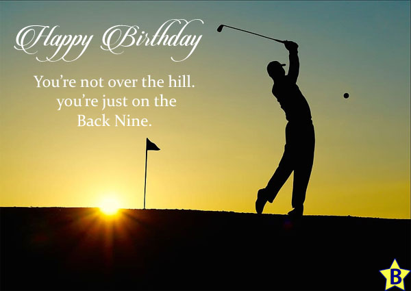 happy birthday funny images golf