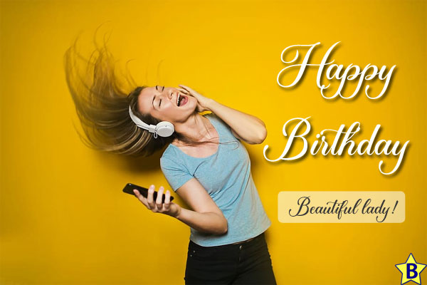 happy birthday funny images lady